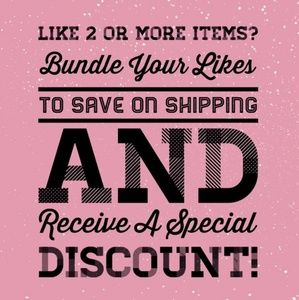 Bundle it and save!!